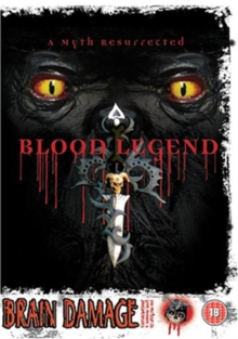 Blood Legend, DVD  DVD