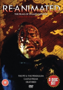 Re-animated - Stuart Gordon Collection, DVD  DVD