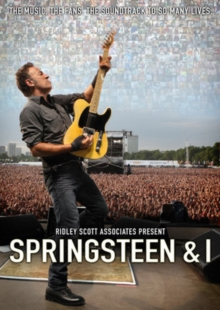 Springsteen and I, DVD DVD