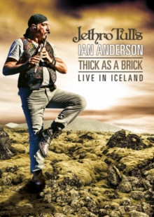 Ian Anderson: Thick As a Brick - Live in Iceland, DVD DVD