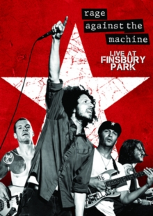 Rage Against the Machine: Live at Finsbury Park, DVD  DVD