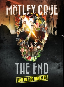 Motley Crue - The End, DVD DVD