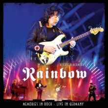 Ritchie Blackmore's Rainbow: Memories in Rock - Live in Germany, DVD DVD