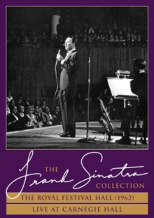 Frank Sinatra: The Royal Festival Hall (1962)/Live at Carnegie..., DVD DVD
