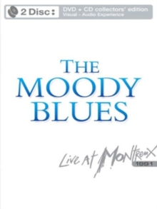 The Moody Blues: Live at Montreux, DVD DVD