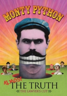 Monty Python: Almost the Truth - The Lawyer's Cut, DVD DVD