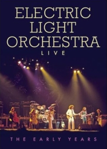 ELO: Live - The Early Years, DVD DVD