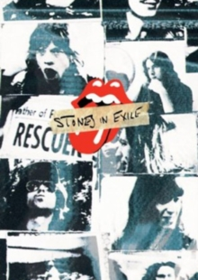 The Rolling Stones: Stones in Exile, DVD DVD