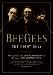 The Bee Gees: One Night Only, DVD DVD