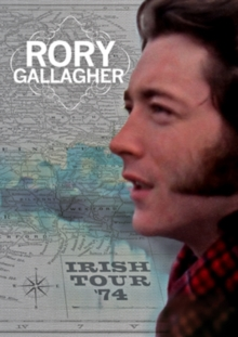 Rory Gallagher: Irish Tour 1974, DVD  DVD