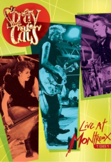 Stray Cats: Live at Montreux 1981, DVD  DVD