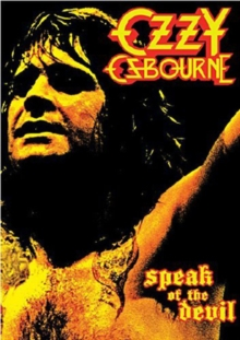 Ozzy Osbourne: Speak of the Devil, DVD DVD