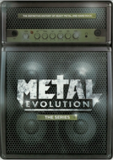 Metal Evolution, DVD DVD