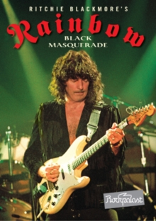 Ritchie Blackmore and Rainbow: Black Masquerade, DVD  DVD