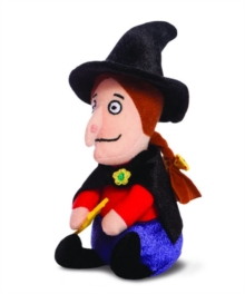 Room on the Broom Witch Soft Toy 15cm, General merchandize Book