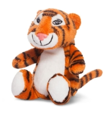 The Tiger Who Came To Tea Soft Toy 15cm, General merchandize Book