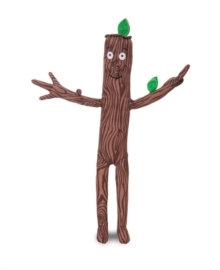 The Gruffalo Stick Man Soft Toy 15cm, General merchandize Book