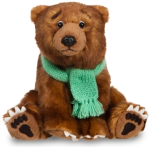 We're Going on a Bear Hunt 8 Inch Soft Toy,  Book