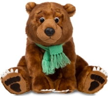 We're Going on a Bear Hunt 14 Inch Soft Toy,  Book