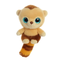 Roodee Capuchin Monkey 5 Inch Soft Toy,  Book