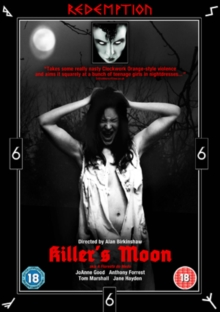 Killer's Moon, DVD  DVD