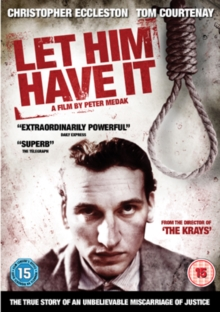 Let Him Have It, DVD  DVD