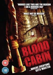 Blood Cabin, DVD  DVD