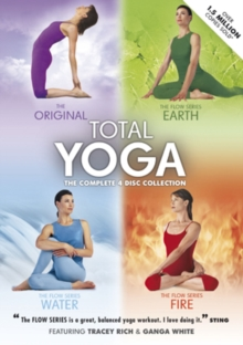 Total Yoga: Collection, DVD  DVD
