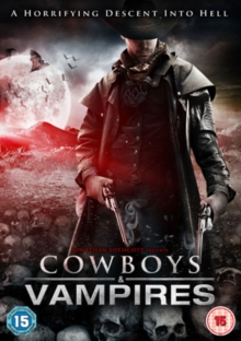 Cowboys and Vampires, DVD  DVD