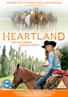 Heartland: The Complete Fourth Season, DVD  DVD