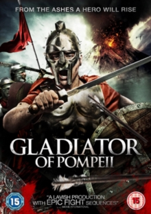 Gladiator of Pompeii, DVD  DVD