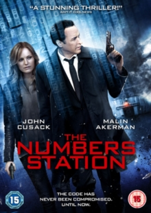 The Numbers Station, DVD DVD