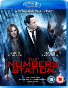 The Numbers Station, Blu-ray BluRay