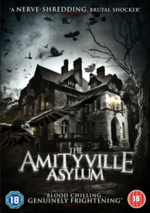 The Amityville Asylum, DVD DVD