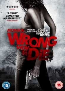 Monika - A Wrong Way to Die, DVD  DVD