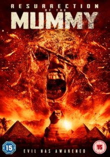 Resurrection of the Mummy, DVD  DVD