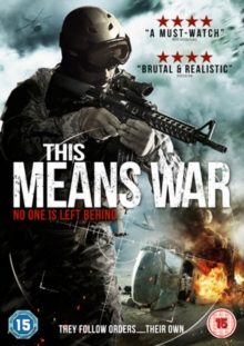 This Means War, DVD  DVD