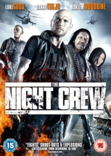 The Night Crew, DVD DVD