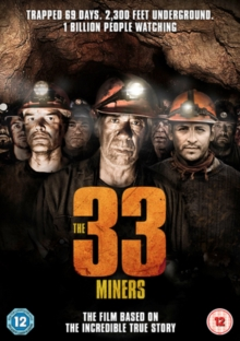 The 33 Miners, DVD DVD