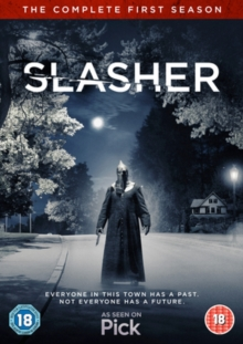 Slasher: The Complete First Season, DVD DVD
