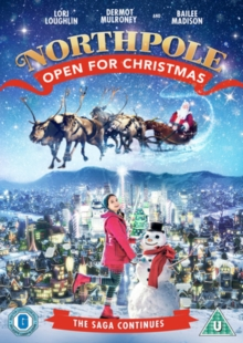 Northpole - Open for Christmas, DVD DVD