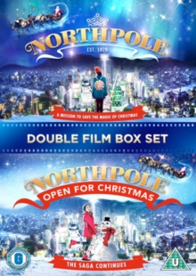 Northpole/Northpole - Open for Christmas, DVD DVD