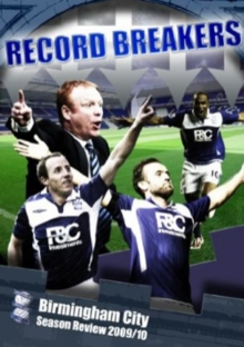 Birmingham City FC: Season Review 2009/2010 - Record Breakers, DVD  DVD