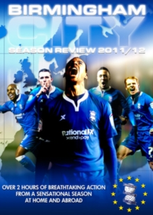Birmingham City FC: Season Review 2011/2012, DVD  DVD