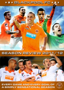 Blackpool FC: Season Review 2011/2012, DVD  DVD