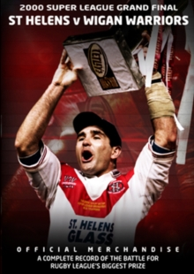 Super League Grand Final: 2000 - St Helens V Wigan Warriors, DVD  DVD