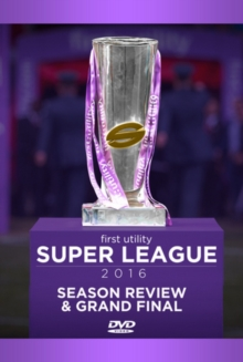 Super League: 2016: Season Review and Grand Final, DVD DVD