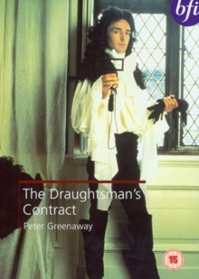 The Draughtsman's Contract, DVD DVD