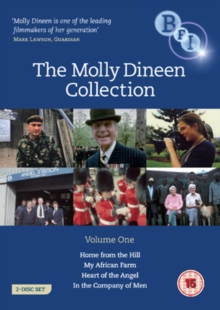 The Molly Dineen Collection: Vol.1 - Home from the Hill, DVD DVD
