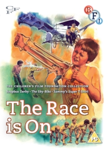 CFF Collection: Volume 2 - The Race Is On, DVD  DVD
